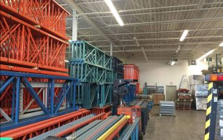 Customizable used racking solutions from UsedRackingCom