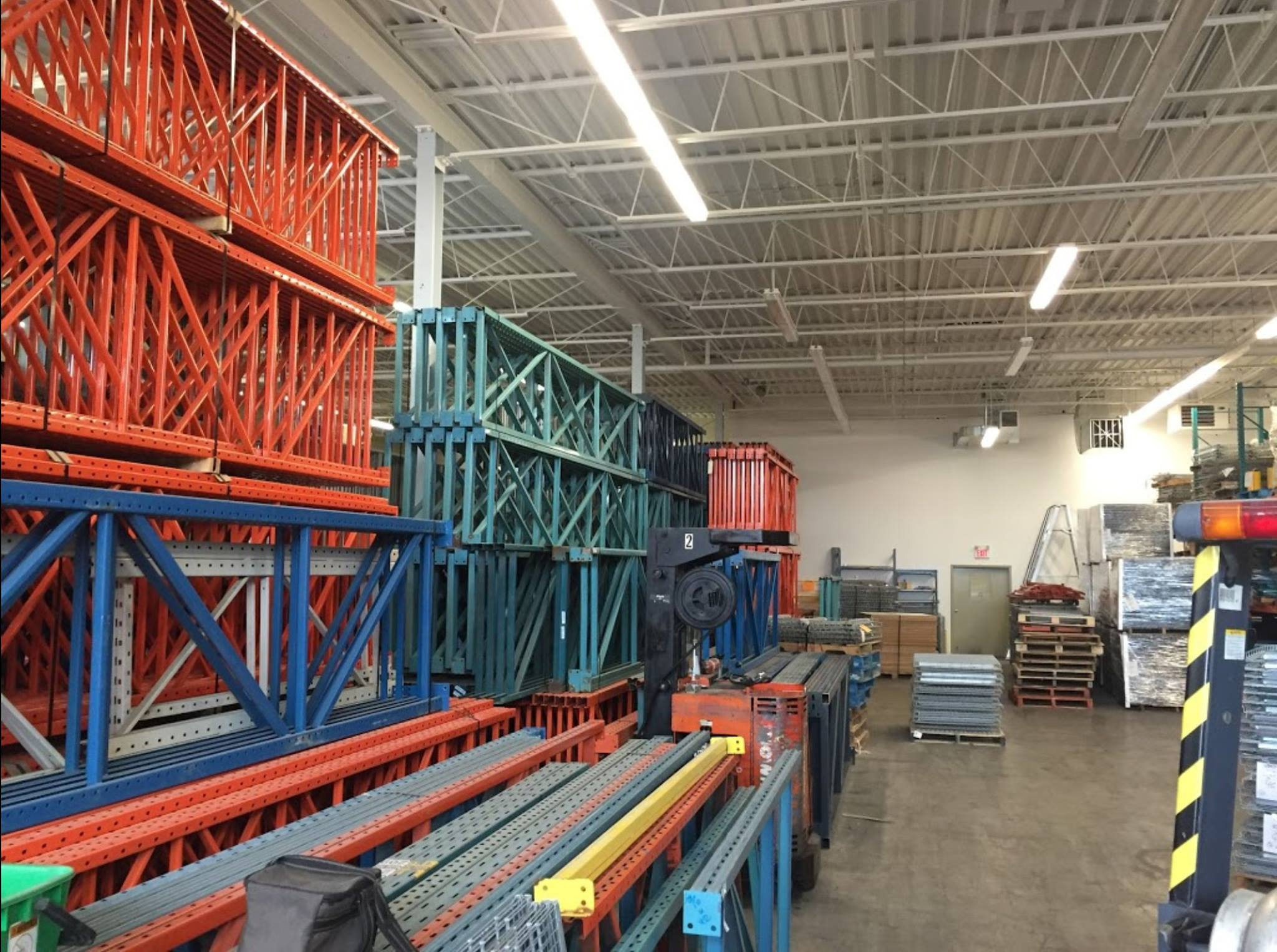 Looking for Used Racking?