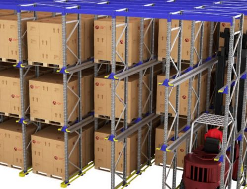 Drive-in Racking Systems from Racking.ca