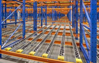 Pallet Flow Racking SYstems from Racking Canada